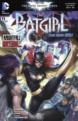 Batgirl #11 (2011- ) (NOOK Comics with Zoom View)