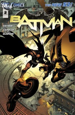 Batman #2 (2011- ) (NOOK Comics with Zoom View)