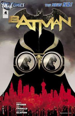 Batman #4 (2011- ) (NOOK Comics with Zoom View)
