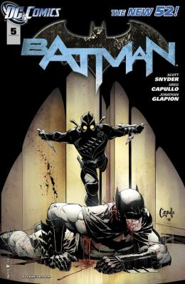 Batman #5 (2011- ) (NOOK Comics with Zoom View)