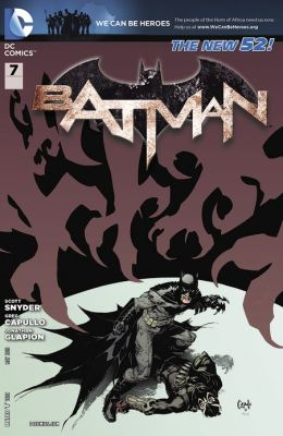 Batman #7 (2011- ) (NOOK Comics with Zoom View)
