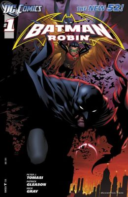 Batman and Robin (2011- ) #1 (NOOK Comic with Zoom View)