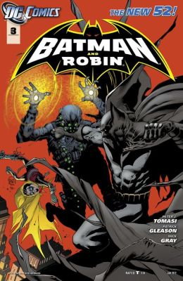 Batman and Robin (2011- ) #3 (NOOK Comic with Zoom View)