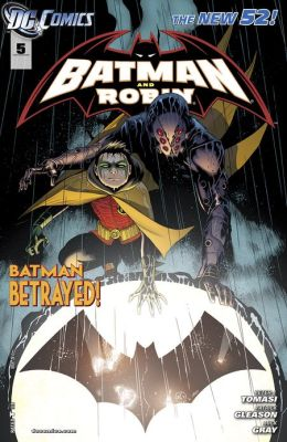 Batman and Robin (2011- ) #5 (NOOK Comic with Zoom View)
