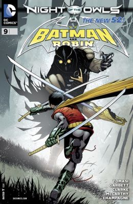 Batman and Robin #9 (2011- ) (NOOK Comics with Zoom View)