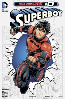 Superboy (2012-) #0 (NOOK Comic with Zoom View)