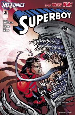 Superboy #2 (2011- ) (NOOK Comics with Zoom View)