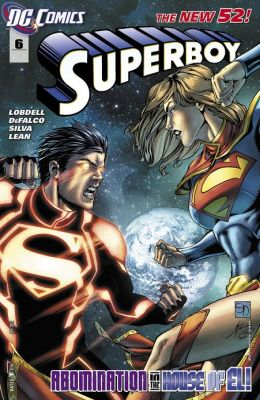 Superboy #6 (2011- ) (NOOK Comics with Zoom View)