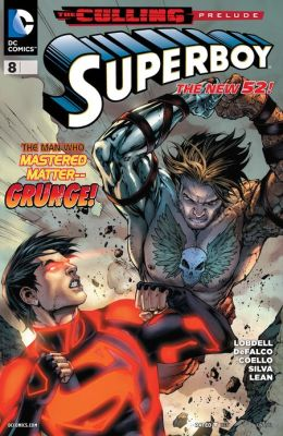 Superboy #8 (2011- ) (NOOK Comics with Zoom View)