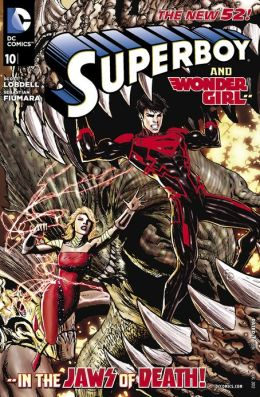 Superboy #10 (2011- ) (NOOK Comics with Zoom View)
