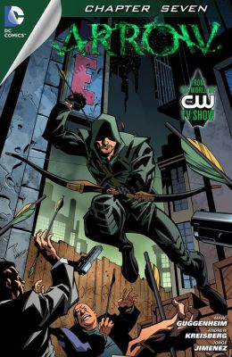 Arrow #7 (2012- ) (NOOK Comics with Zoom View)