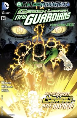 Green Lantern: New Guardians #14 (2011- ) (NOOK Comics with Zoom View)