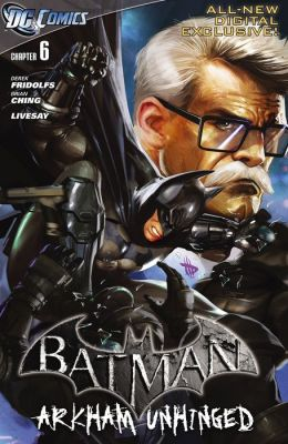 Batman: Arkham Unhinged #6 (NOOK Comics with Zoom View)