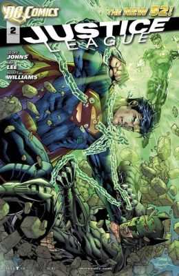 Justice League #2 (2011- ) (NOOK Comics with Zoom View)