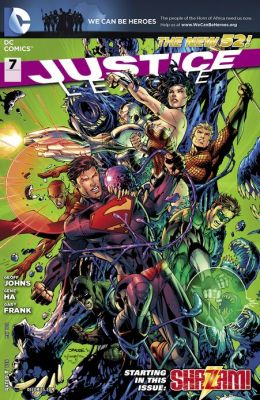Justice League #7 (2011- ) (NOOK Comics with Zoom View)