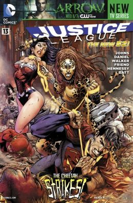 Justice League #13 (2011- ) (NOOK Comics with Zoom View)