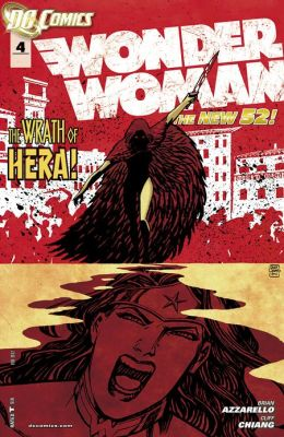 Wonder Woman #4 (2011- ) (NOOK Comics with Zoom View)