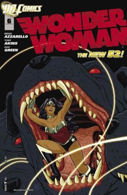 Wonder Woman #6 (2011- ) (NOOK Comics with Zoom View)