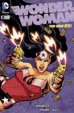 Wonder Woman #8 (2011- ) (NOOK Comics with Zoom View)