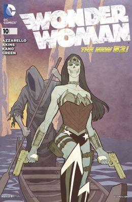 Wonder Woman #10 (2011- ) (NOOK Comics with Zoom View)