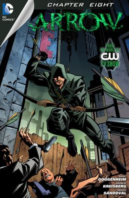Arrow #8 (2012- ) (NOOK Comics with Zoom View)