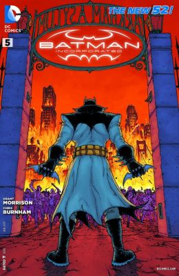 Batman Incorporated #5 (2012- ) (NOOK Comics with Zoom View)
