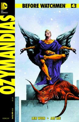 Before Watchmen: Ozymandias #4 (NOOK Comics with Zoom View)