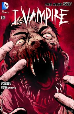 I, Vampire #14 (2011- ) (NOOK Comics with Zoom View)