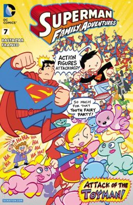 Superman Family Adventures #7 (2012- ) (NOOK Comics with Zoom View)