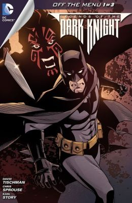 Legends of the Dark Knight #27 (2012- ) (NOOK Comics with Zoom View)