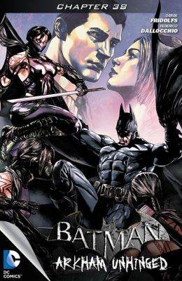 Batman: Arkham Unhinged #38 (NOOK Comics with Zoom View)