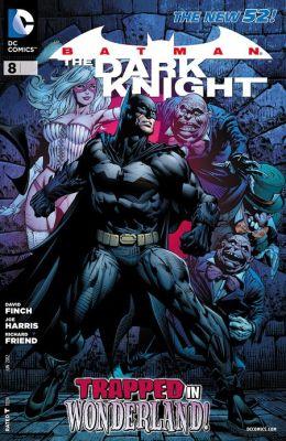 Batman: The Dark Knight #8 (2011- ) (NOOK Comics with Zoom View)