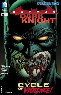 Batman: The Dark Knight #10 (2011- ) (NOOK Comics with Zoom View)