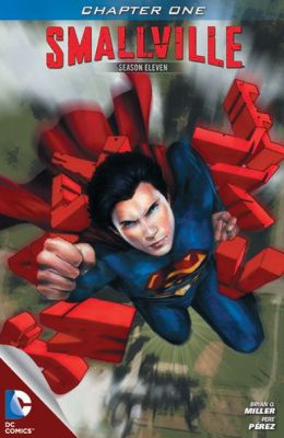 Smallville Season 11 #1 (2011- ) (NOOK Comics with Zoom View)
