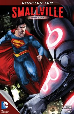 Smallville Season 11 #10 (2011- ) (NOOK Comics with Zoom View)