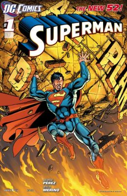 Superman #1 (2011- ) (NOOK Comics with Zoom View)