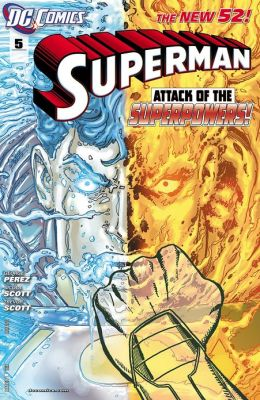 Superman #5 (2011- ) (NOOK Comics with Zoom View)