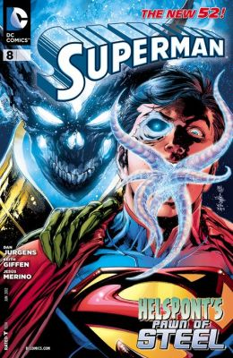 Superman #8 (2011- ) (NOOK Comics with Zoom View)