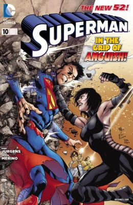 Superman #10 (2011- ) (NOOK Comics with Zoom View)