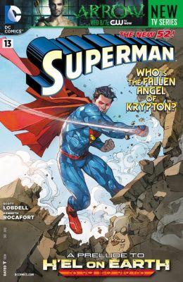 Superman #13 (2011- ) (NOOK Comics with Zoom View)
