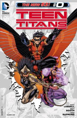 Teen Titans #0 (2011- ) (NOOK Comics with Zoom View)