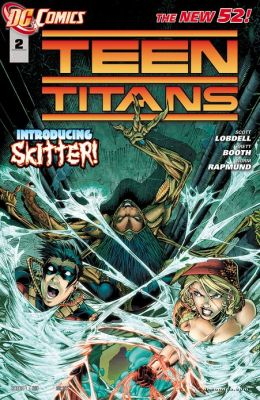 Teen Titans #2 (2011- ) (NOOK Comics with Zoom View)
