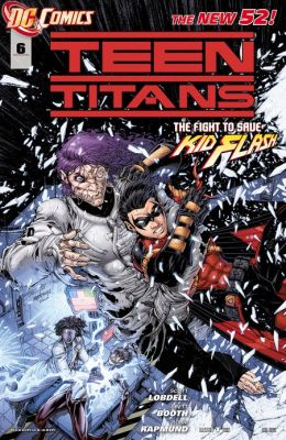 Teen Titans #6 (2011- ) (NOOK Comics with Zoom View)