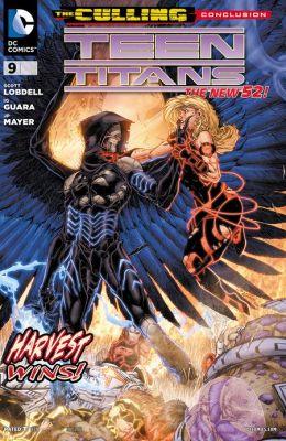 Teen Titans #9 (2011- ) (NOOK Comics with Zoom View)