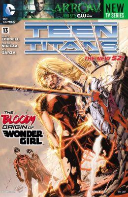 Teen Titans #13 (2011- ) (NOOK Comics with Zoom View)