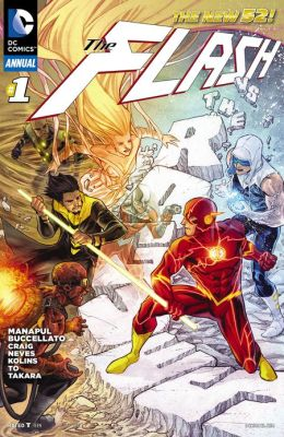 The Flash Annual #1 (2011- ) (NOOK Comics with Zoom View)