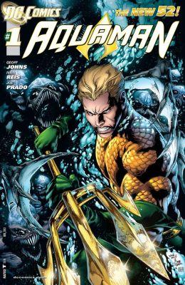 Aquaman #1 (2011- ) (NOOK Comics with Zoom View)