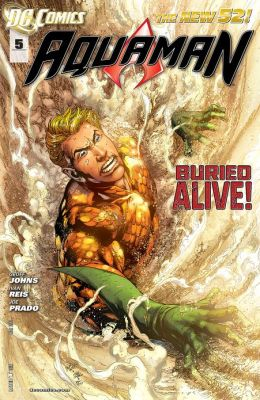 Aquaman #5 (2011- ) (NOOK Comics with Zoom View)