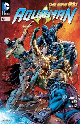 Aquaman #8 (2011- ) (NOOK Comics with Zoom View)
