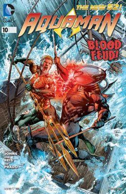 Aquaman #10 (2011- ) (NOOK Comics with Zoom View)
